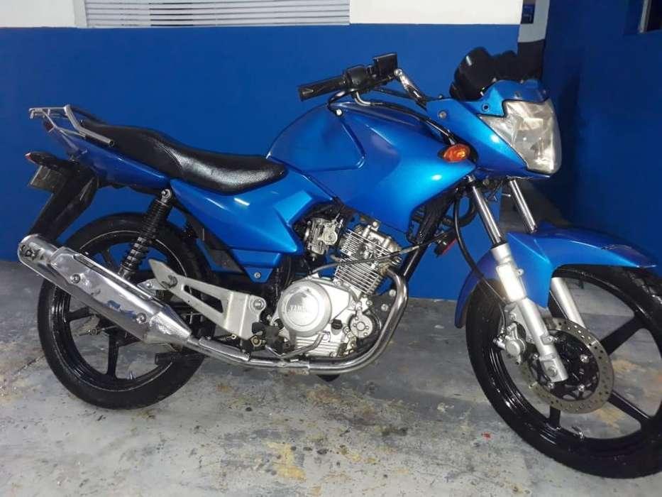 Yamaha Ybr 125 Modelo 2013 Excelente