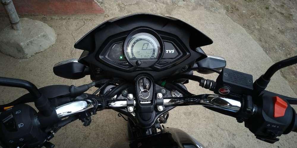 Vendo Exelente Moto Tvs 125