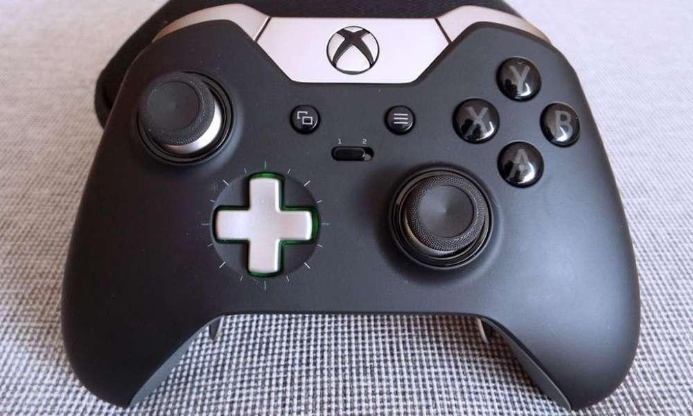 Control Xbox Elite