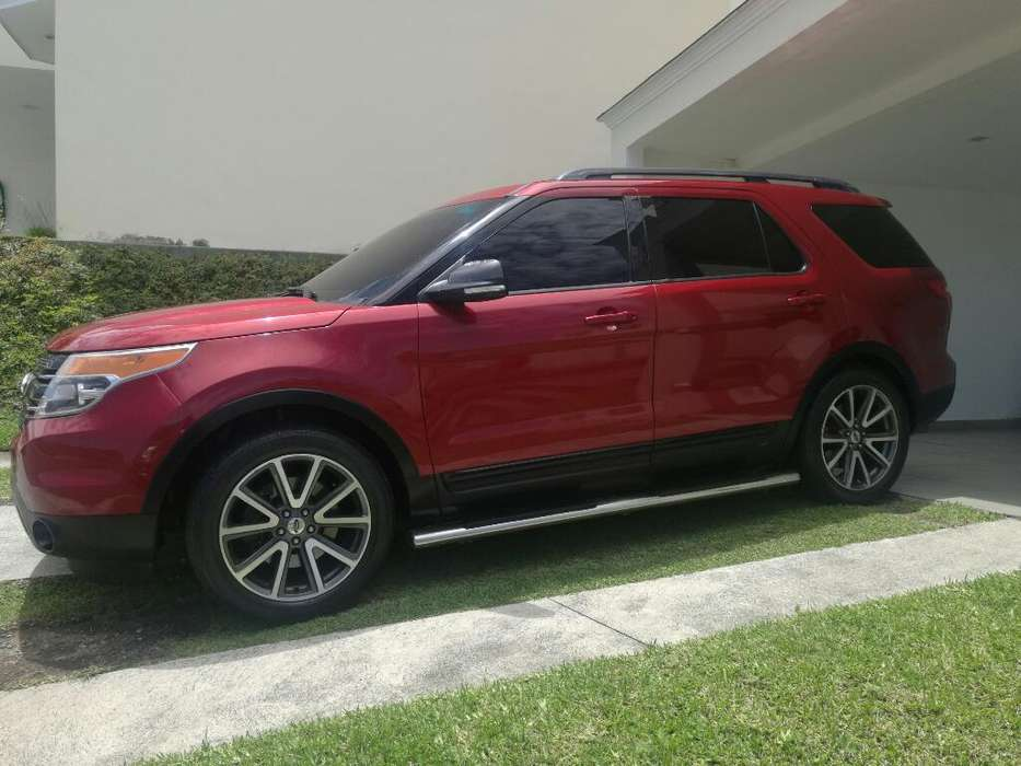 Ford Explorer 2015 - 35600 km
