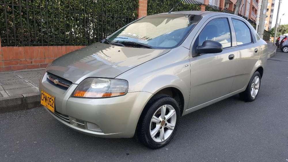 Chevrolet Aveo 2007 - 93000 km