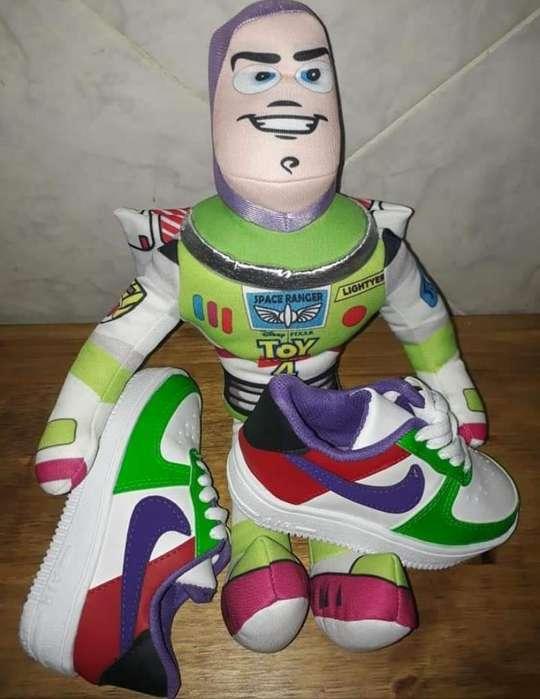 Zapatilla Toy Story