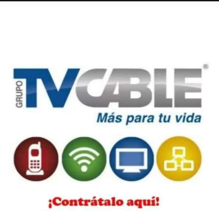 Internet de Fibra Óptica, Televisión