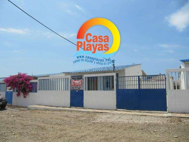 Venta de Casa nueva en Playas con Piscina Ciudadela Refugio del mar