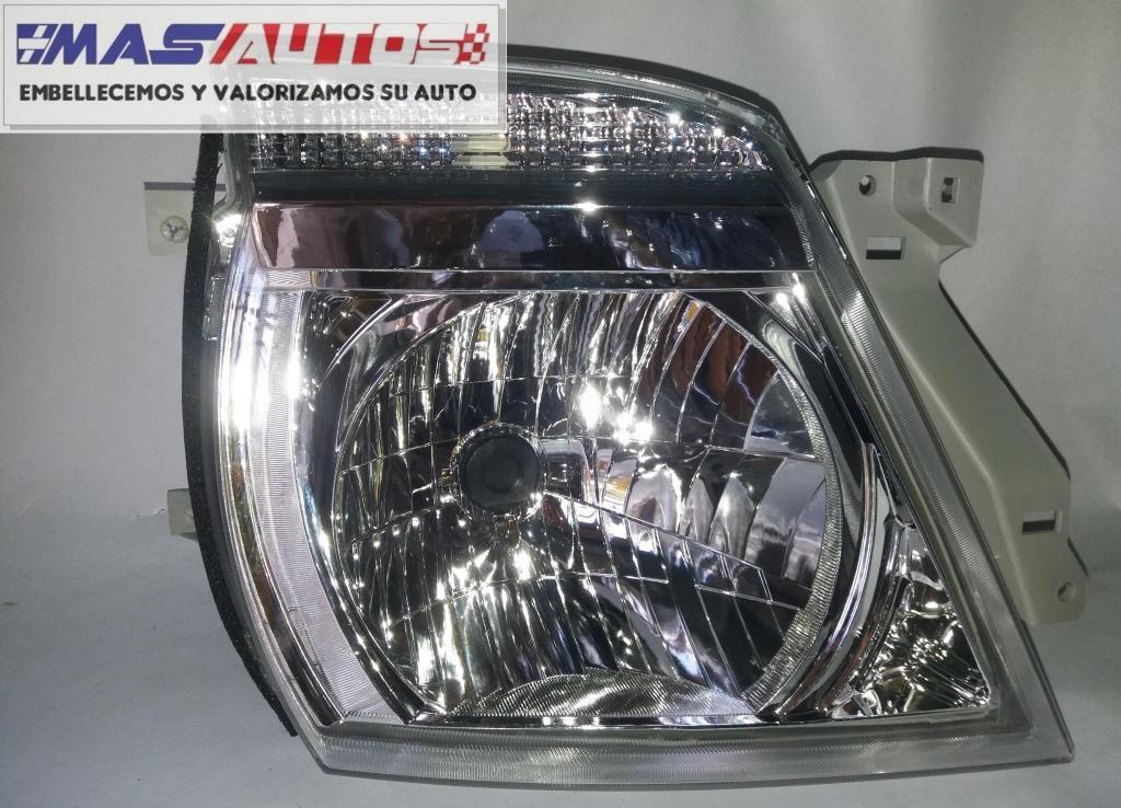 Farola Nissan Urvan 2007  2013 / Pago contra entrega a nivel nacional / Envío sin costo