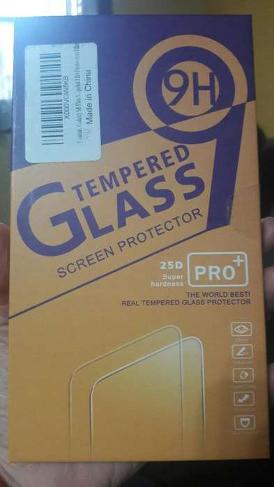 Liquido Vidrio Templado Samsung S8 Plus