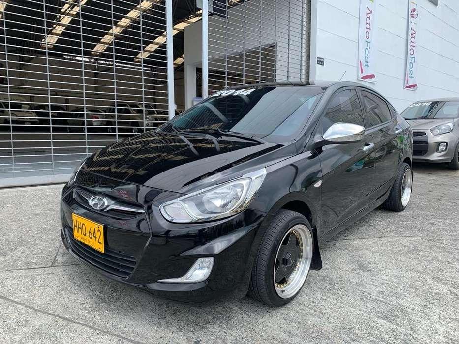 Hyundai Accent 2014 - 80300 km