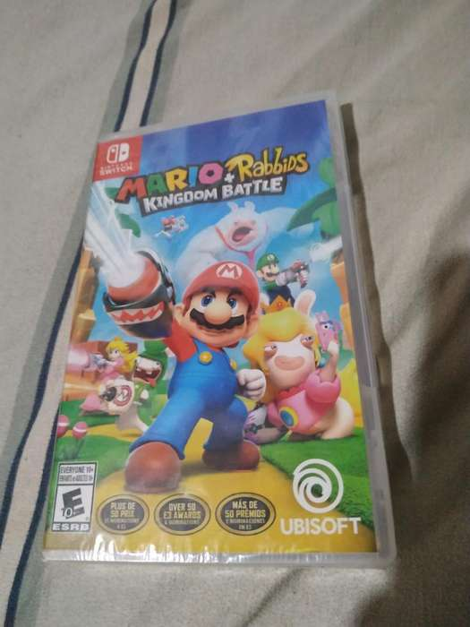 Juego Nintendo Switch Mario Rabbids 99