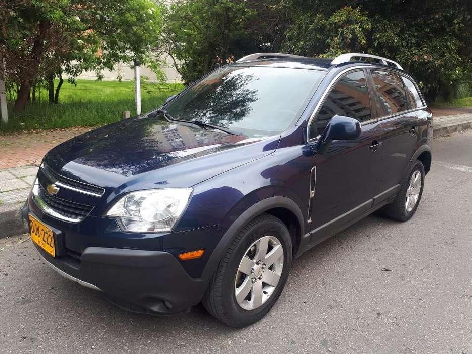 Chevrolet Captiva 2011 - 119700 km