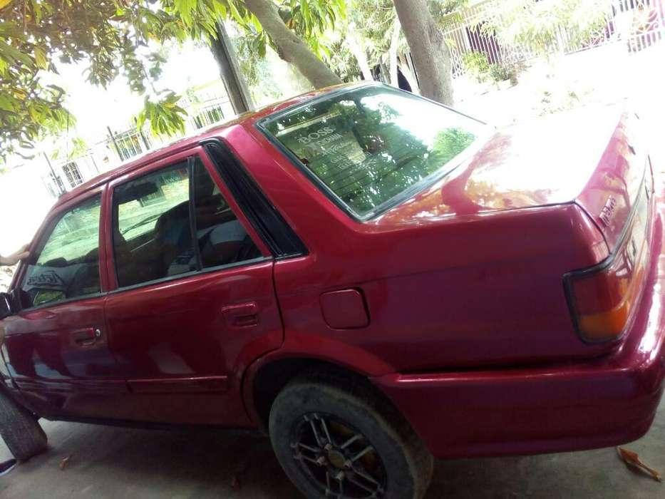 Mazda 323 1998 - 1300 km