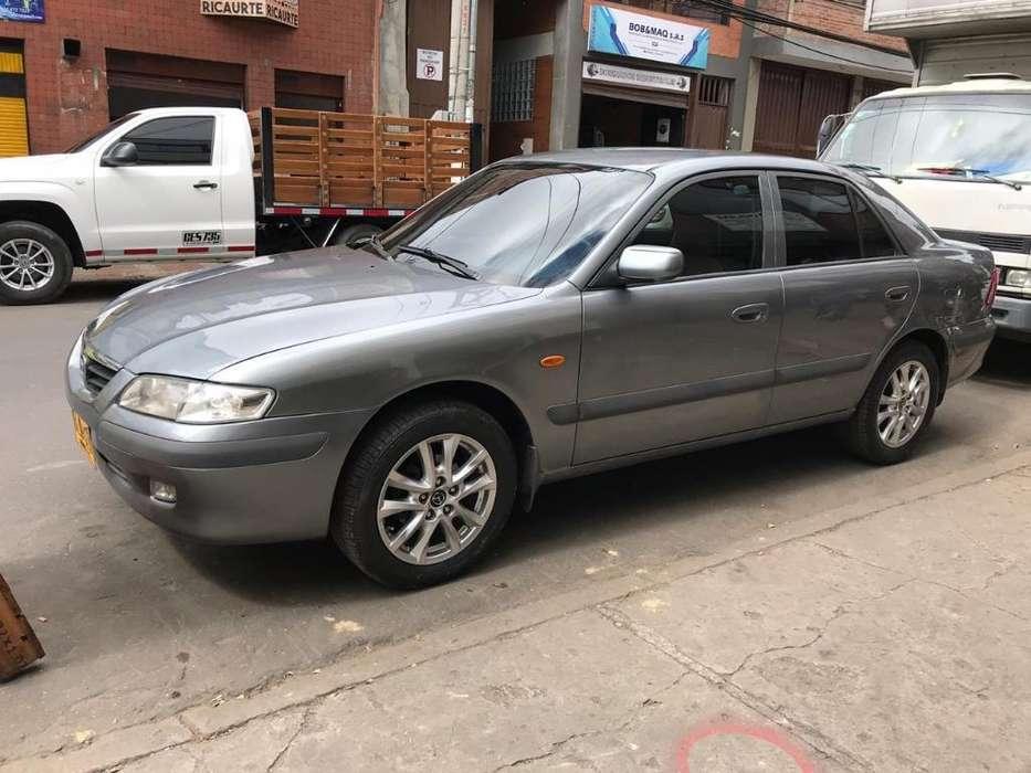 Mazda 626 2002 - 165243 km