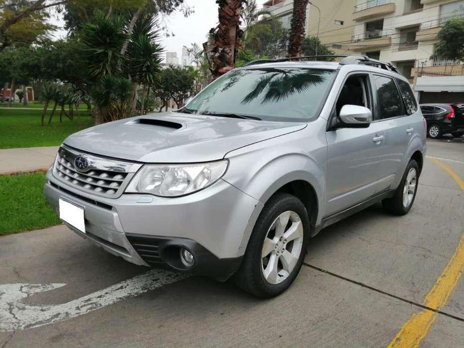 Subaru Forester 2012 - 89000 km