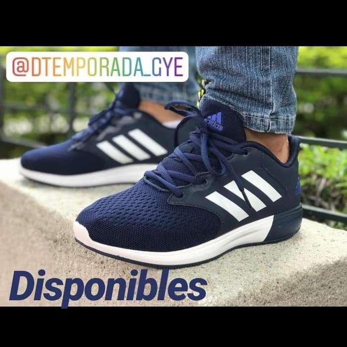 Zapatos Hombre <strong>adidas</strong> Blue Classic DTEMPORADA