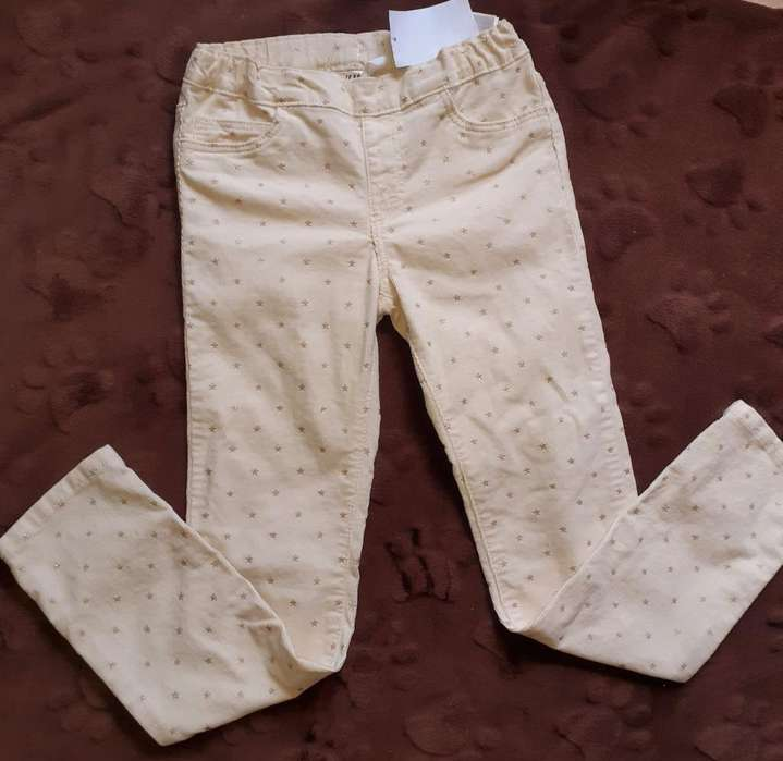 Pantalón Americano Niña Nuevo
