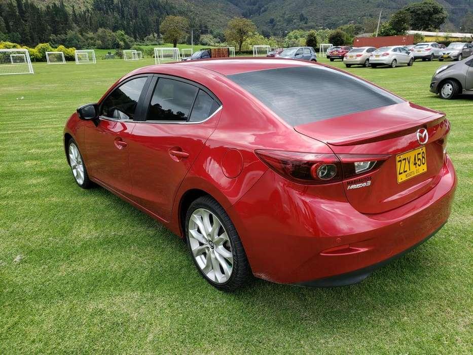 Mazda 3 2015 - 60000 km