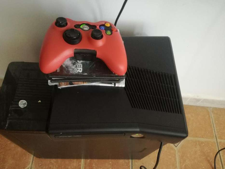 Cambio Xbox 360 Slim Programada Lt6
