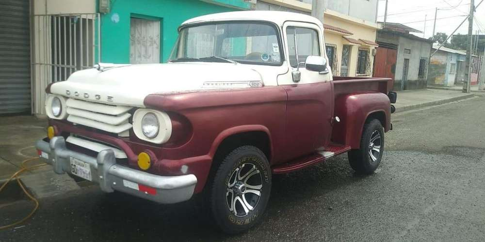 <strong>dodge</strong> Otro 1957 - 100000 km