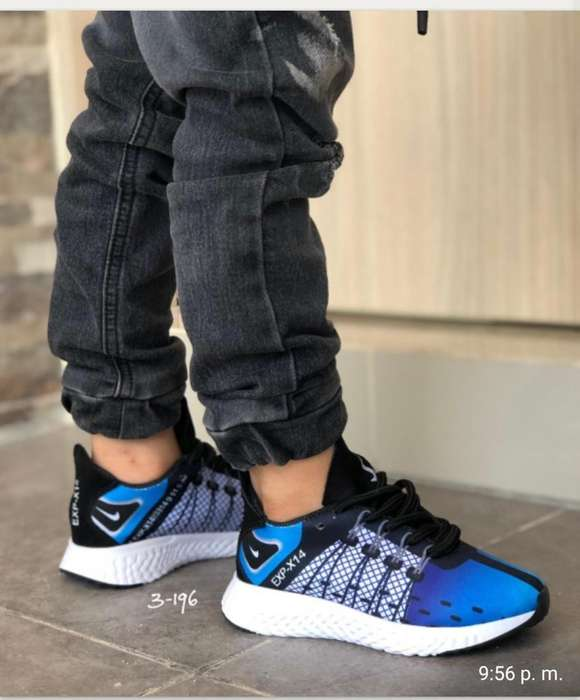 Tenis Nike Exp de Niños