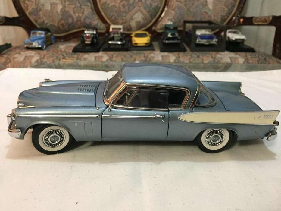 1/18 Yatming/firma Road 1958 Studebaker Golden Hawk