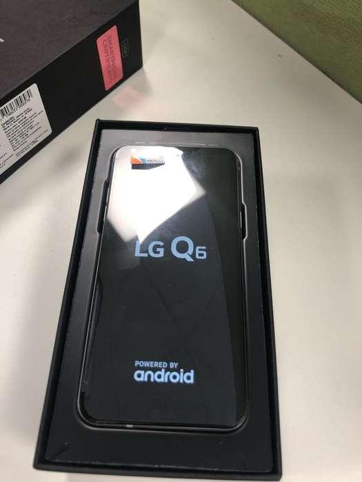 Lg Q6 Completamente Nuevo!