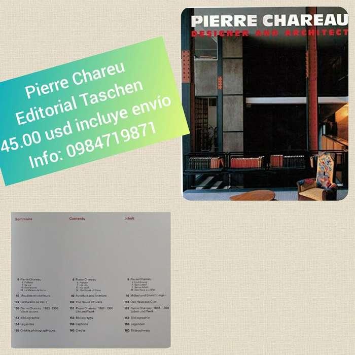 Libro Pierre Chareu