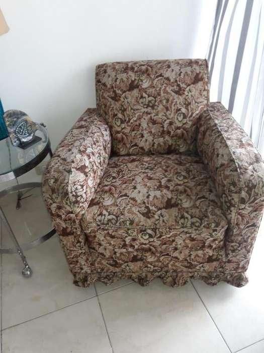 sillones antiguos tapizado original