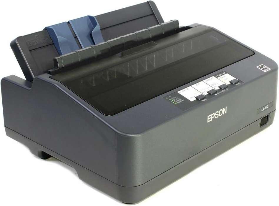 Impresora Epson Lx350 Matricial Nueva Selladas Garantia