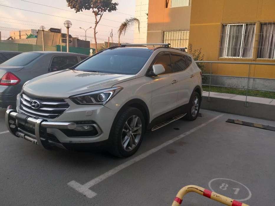 Hyundai Santa Fe 2016 - 47000 km
