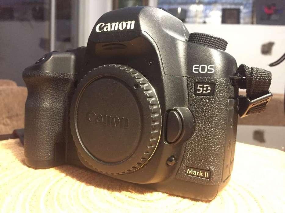 Camara <strong>canon</strong> 5D Mark Ll