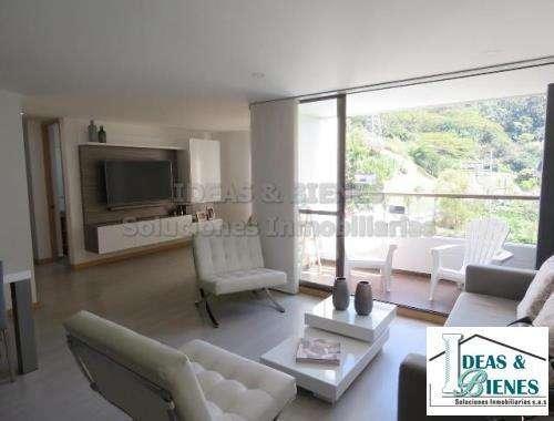 Apartamento en Venta Poblado Sector Loma el Encierro: Código 762786