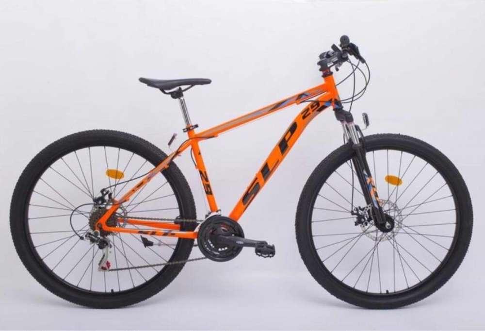 Bicicleta Mtb Slp 5 Pro R29 (AHORA 12)