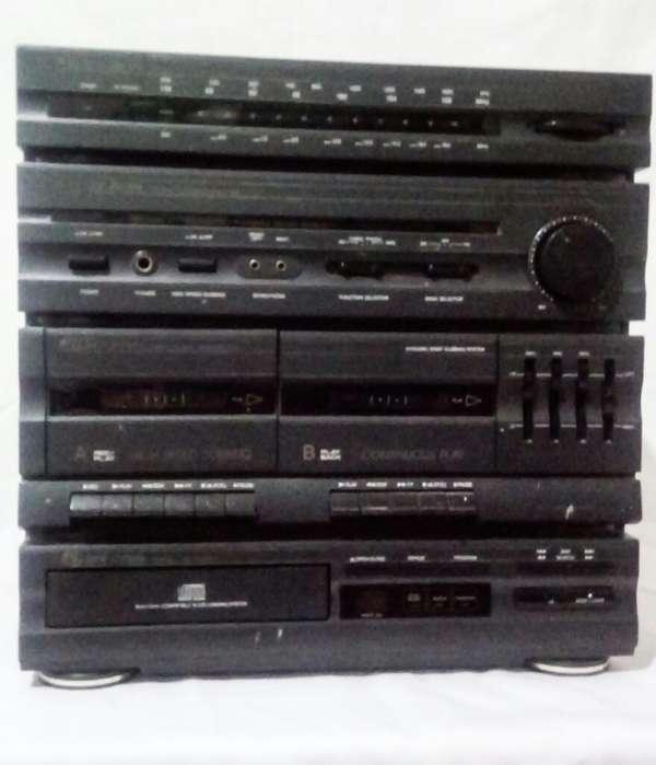 Equipo de Musica Anda Radio, sin Parlant