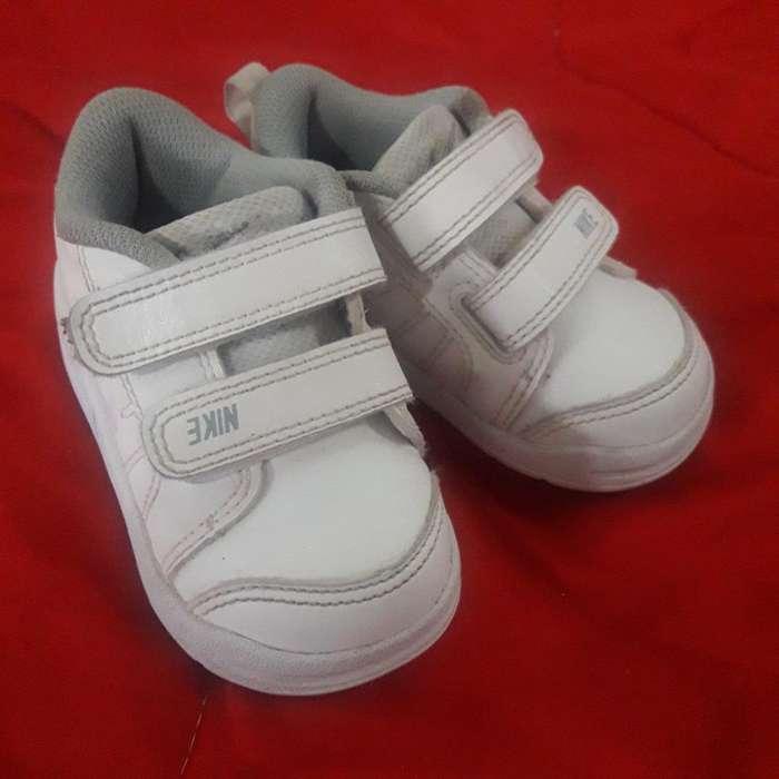 Zapatillas Nike <strong>bebe</strong> N 19
