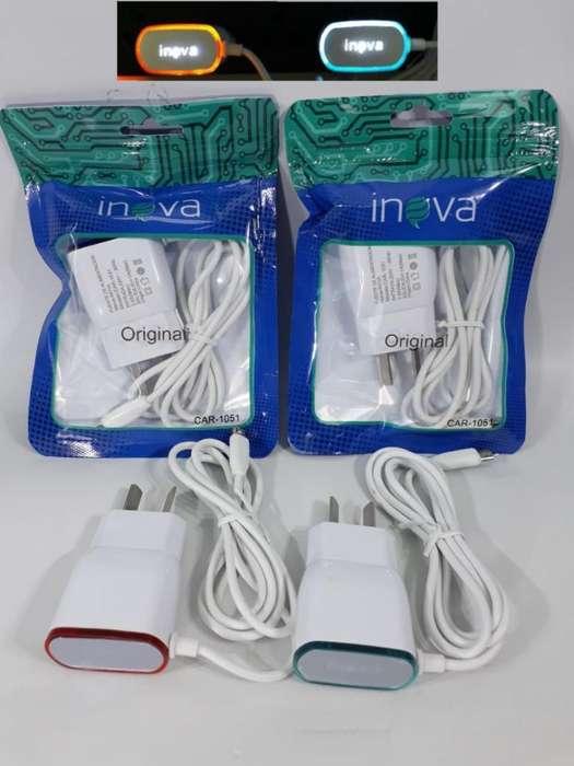 Cargador Inova 1051 1.1