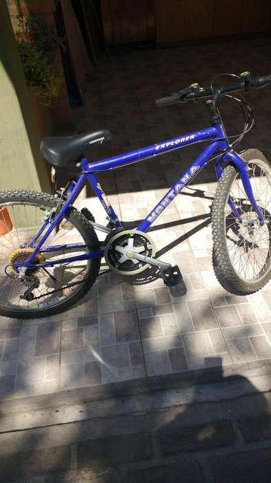Bicicleta 18cambios para nio