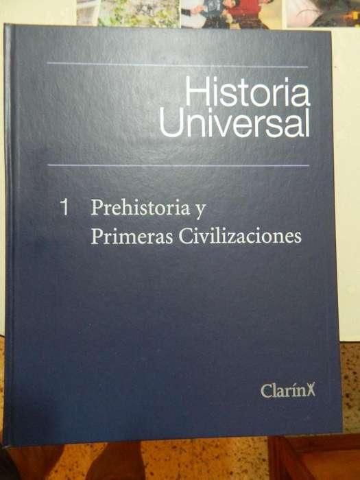 Libros Historia Universal Clarin 15 Tomos Usados
