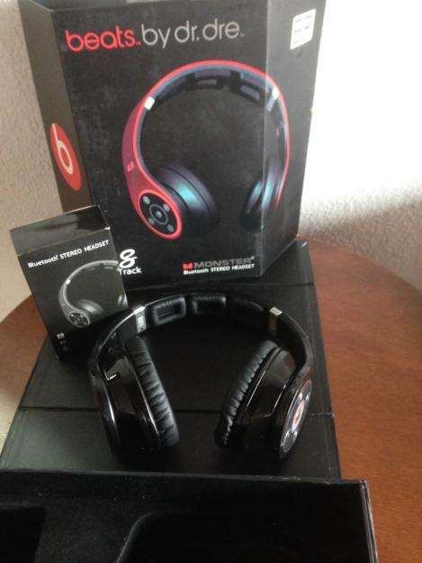 AUDIFONOS BEATS MONSTER NUEVOS