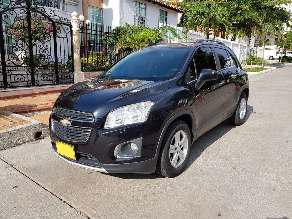 Chevrolet Tracker 2014 - 110000 km