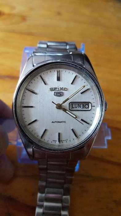 Reloj <strong>seiko</strong> 5