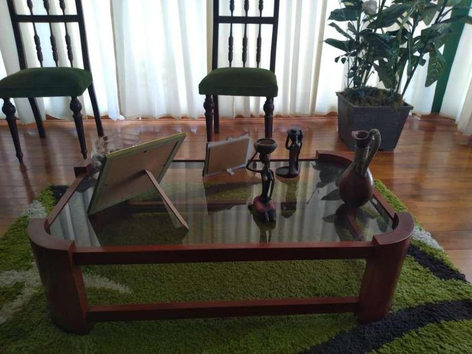 vendo mesa de centro de sala