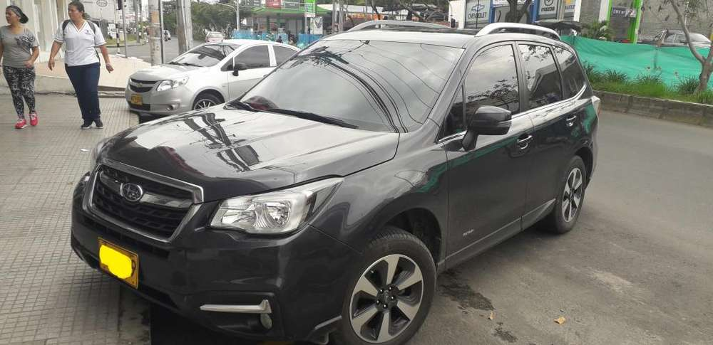 Subaru Forester 2018 - 19000 km