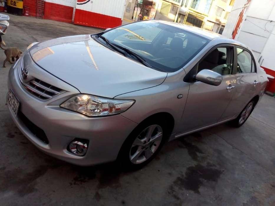 Toyota Corolla 2013 - 81075 km