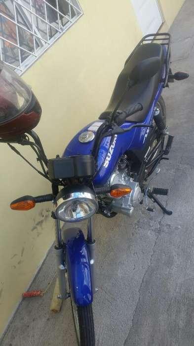 Moto Suzuky Nueva