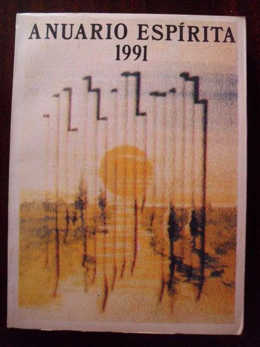ANUARIO ESPIRITA 1991 240 PAGINAS