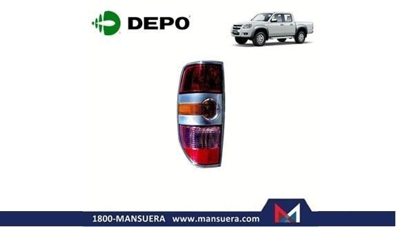 FARO DEPO POSTERIOR LH MAZDA BT50