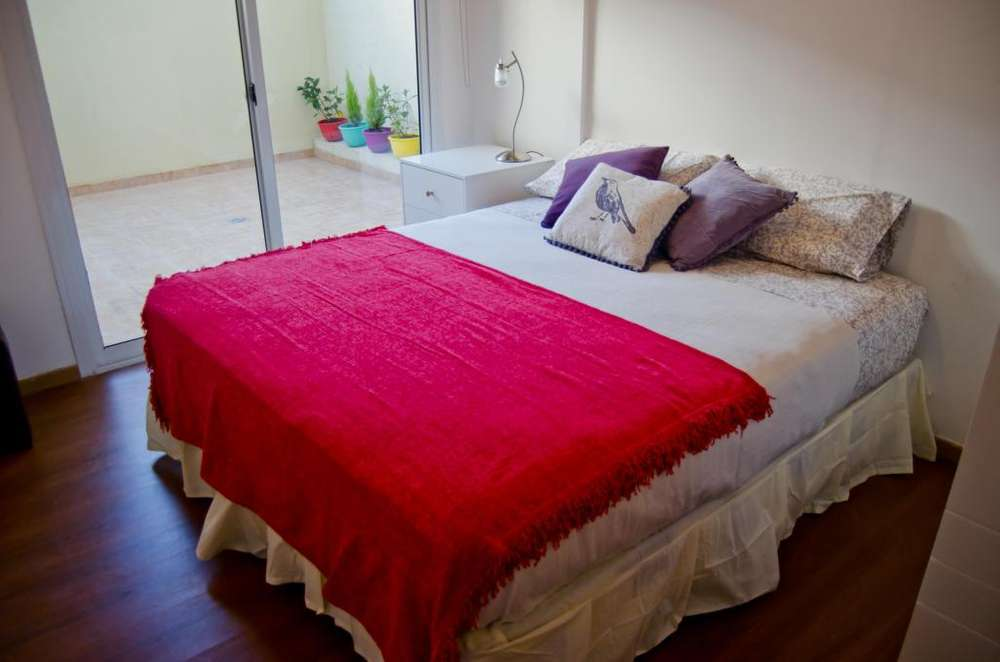 Hermoso departamento con patio 1 dormitorio completo para 3!! Córdoba capital B General Paz