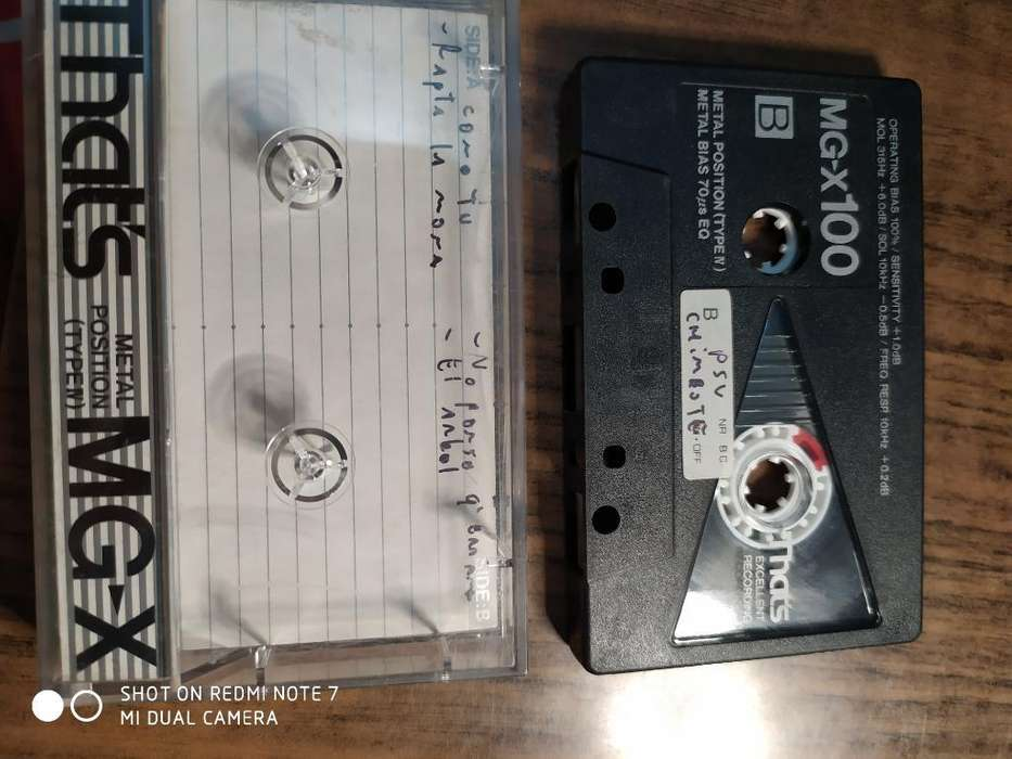 Cassette That Mgx 100
