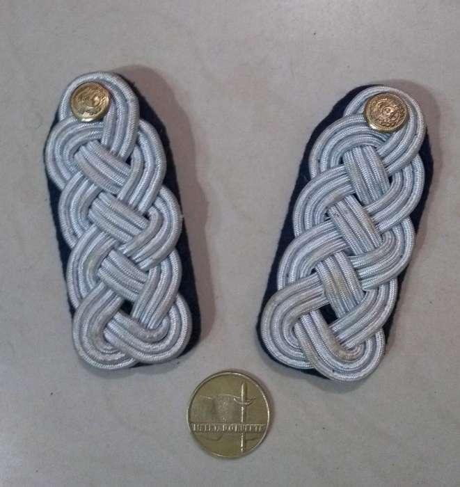 Charreteras Ejército Argentino