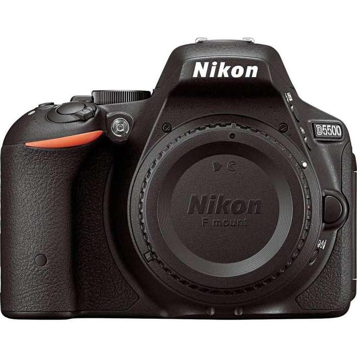 Camara Nikon D5500 BODY NUEVO Steadycam Dolly Motorizado Soporte