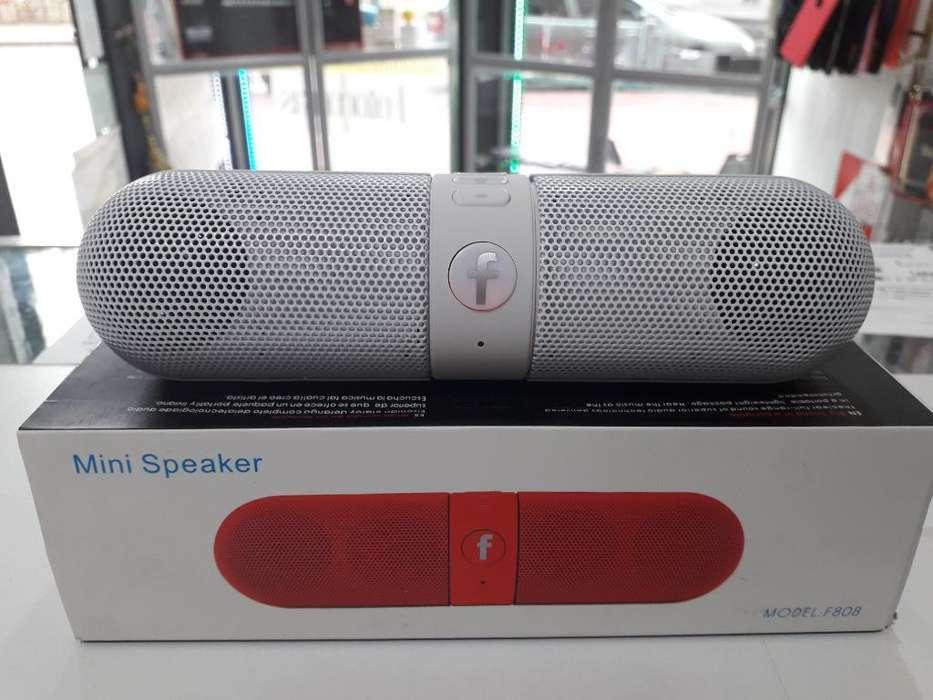 Parlante Portatil Bluetooth